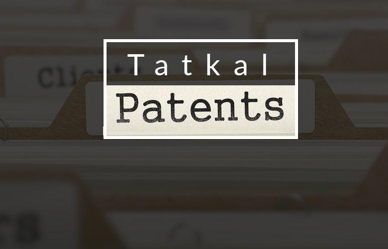 Tatkal Scheme for Patents