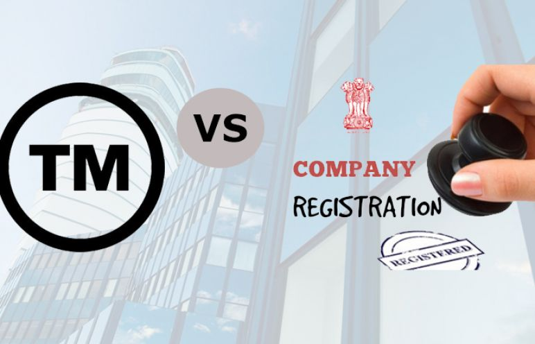Difference between Trademark and Company Registration